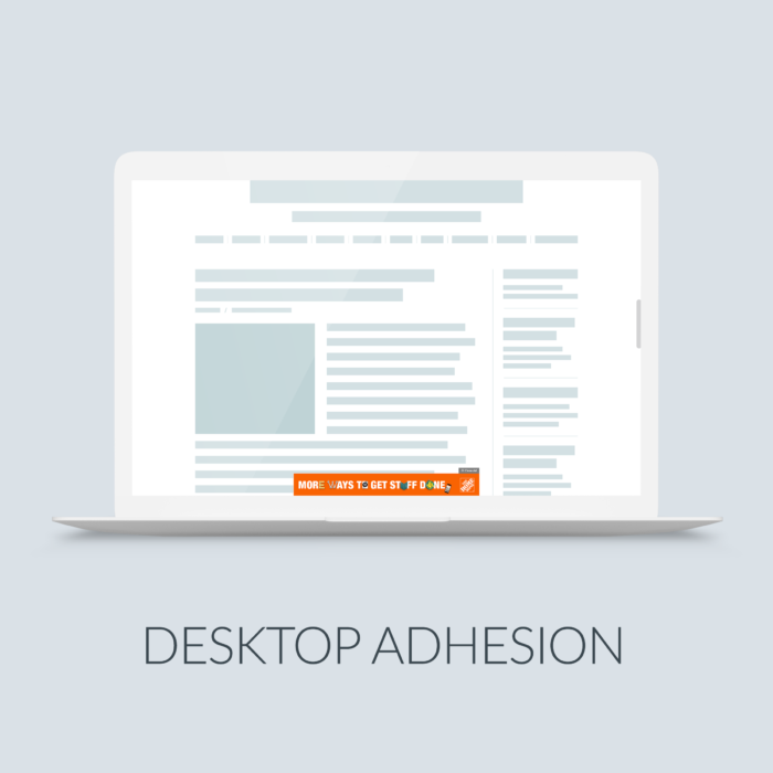 Cover Desktop Adhesion