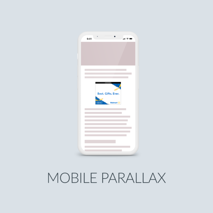 Cover Mobile Parallax